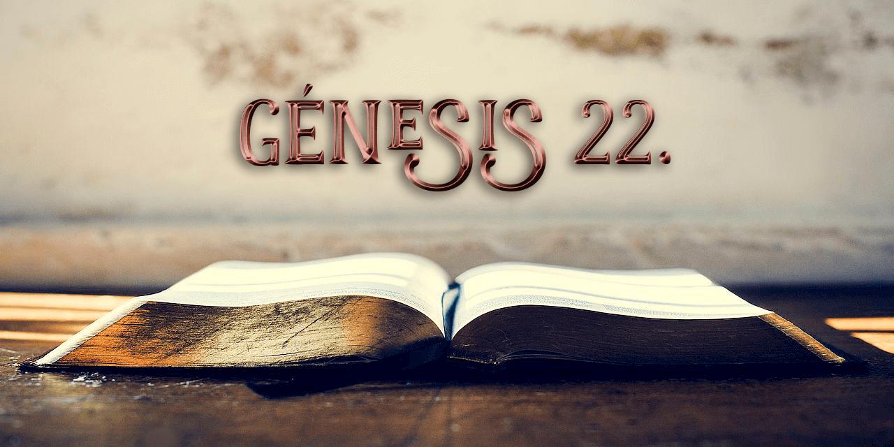 Génesis 22