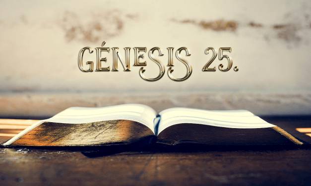 Génesis 25