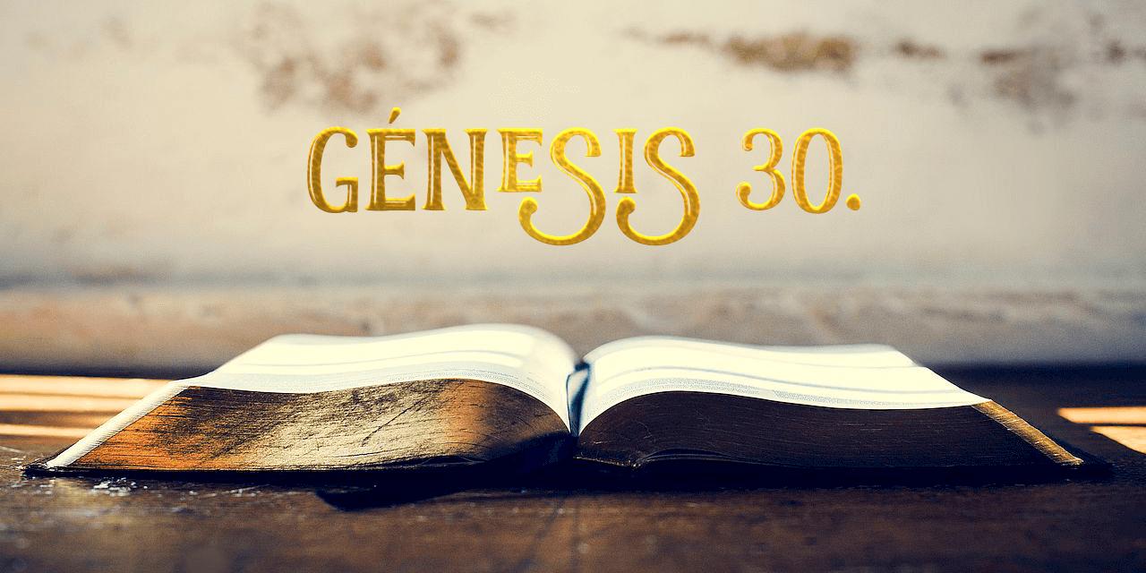Génesis 30