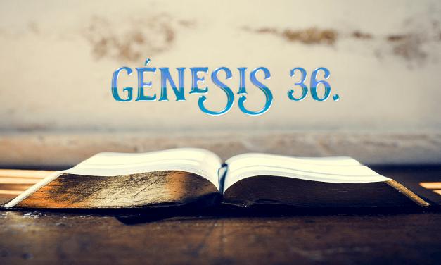 Génesis 36