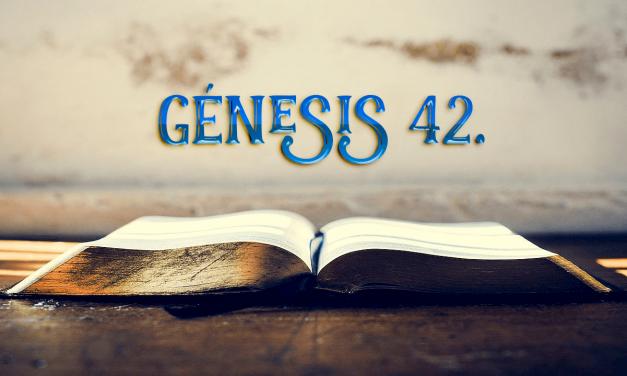 Génesis 42